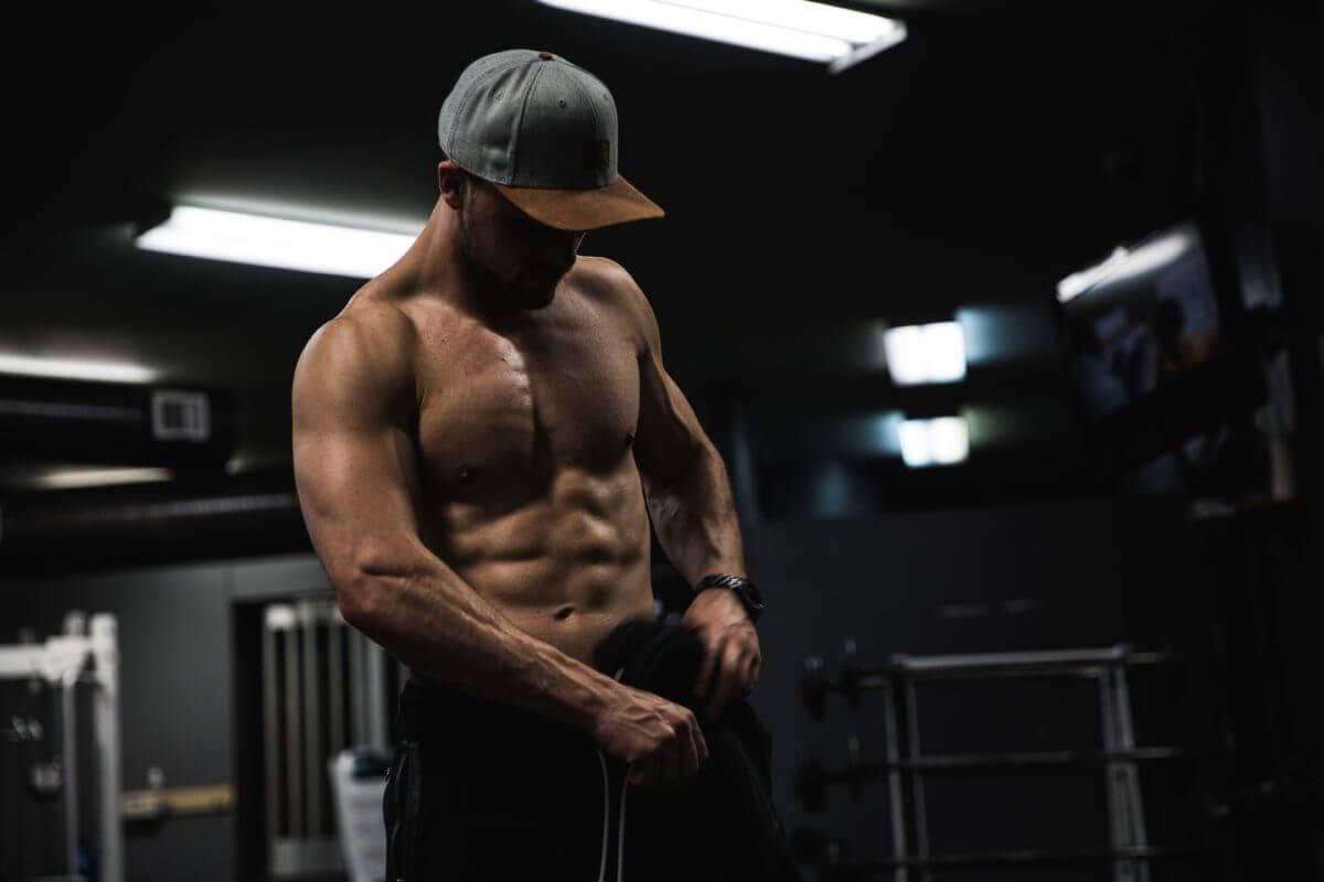 自宅で腹筋を鍛える筋トレ方法