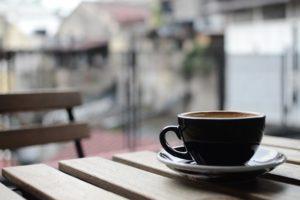 コーヒーの効能と効果