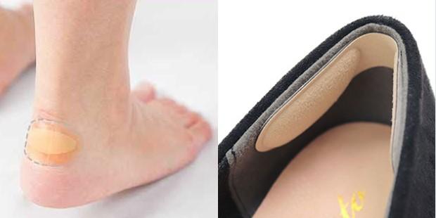 靴擦れケア